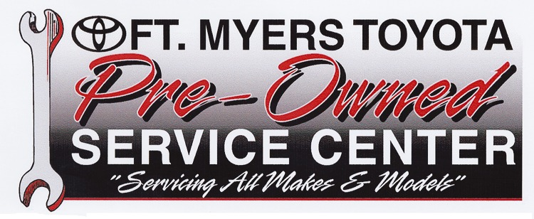 Fort Myers Toyota Service Center