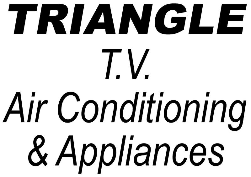 Triangle TV Airconditioning & Appliances Inc