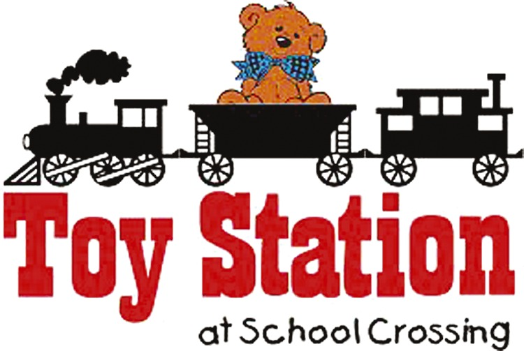 Toy Station at School Crossing