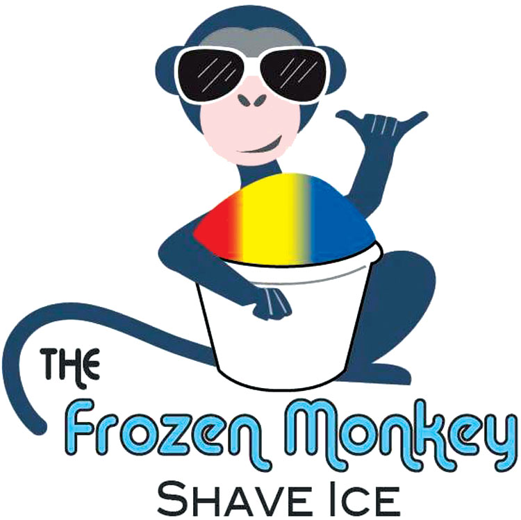 The Frozen Monkey Shaved Ice