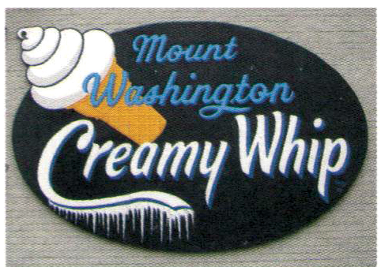 Mt. Washington Creamy Whip
